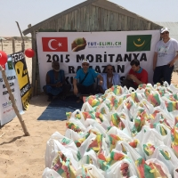 2015 FOOD AID MAURITANIA