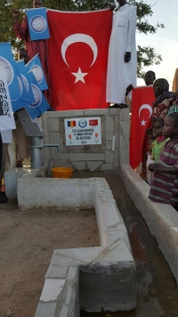 2016 WATER WELLS OPENING IN THE CHAD