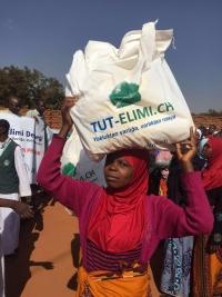 2016 LEBENSMITTELHILFE MALAWI UND ÄTHIOPIEN