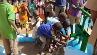 2016 WATER WELLS OPENING IN NIAMEY / NIGER
