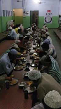 2016 LEBENSMITTELHILFE IN INDIEN